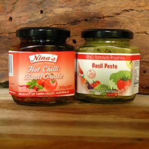 Pesto / Paste