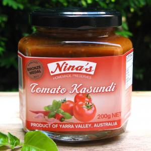 Tomato Kasundi 200g