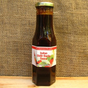 Indian Chilli Garlic Sauce